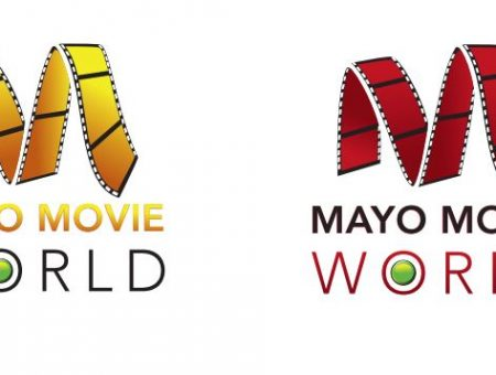 Mayo Movie World – Logo Redesign