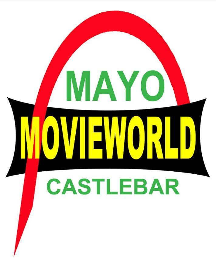Mayo Movie World Old Logo Redesign